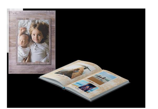 Fotokniha PROFI LUXUS A4 3D